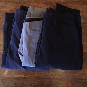 Set of 3 Ministry Dress Pants
